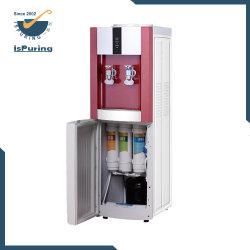 Chão refrigerador de água quente e fria com filtros