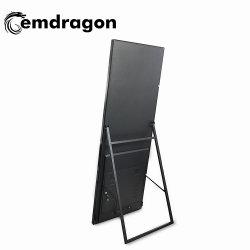 Plancher de la publicité permanent Player Android portable 43 pouces numérique numérique LCD display advertising Stand de vente au détail