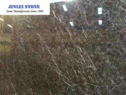 Натуральный камень мрамор строительные материалы повесить серого мрамора Китая плитки на стену