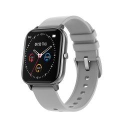 De Bloeddruk van de Monitor van de Slaap van de Drijver van de Geschiktheid van de Pedometer van het Lichaam van het Tarief van het Hart van het nieuwe Product Voor het Androïde Ios Slimme Horloge van Vrouwen