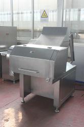 Diepgevroren vlees Slicer/snijmachine CE-certificering 380V 600kg