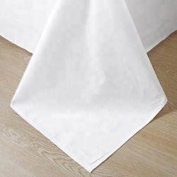 Branco ou de seda personalizadolençóis lençóis de algodão