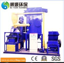 Draad van het Koper van Suyuan en Machine de de Van uitstekende kwaliteit van het Recycling van de Kabel