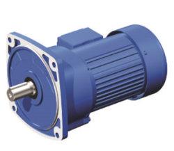 Alta precisión de la unidad de engranajes reductor de engranajes cónicos helicoidales para transmisión Industrial