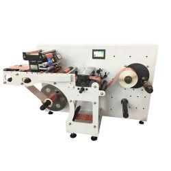 La OPP/Automático BOPP/PVC/Aluminio Teflón etiqueta adhesiva de papel térmico Film Stretch Jumbo Roll Slitter convertir el corte de precio de la máquina de rebobinar