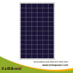 Gyp Panneau solaire 320W TUV silicium polycristallin avec beaucoup d'compétitifs