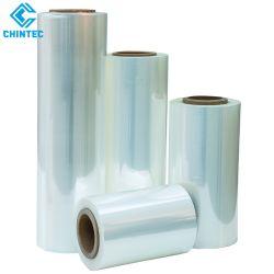 تغليف بلاستيكي شفاف للتقلص الحراري غلاف بلاستيكي بيئي، غشاء بوليولين من البولي ايتيلوين (POF)