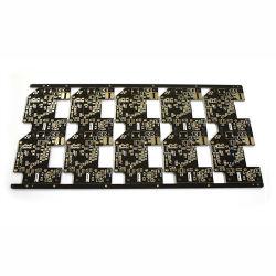 Scheda tenuta in mano principale del PWB del circuito stampato Fr-4 di posizione LED con RoHS