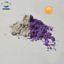 Солнечные лучи чувствительных УФ Фотохромных пигмента фотохромных красителя