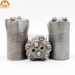 Perceuse pneumatique de compresseur d'air Rock bouton conique Bit