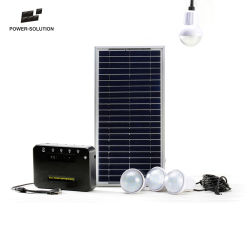 5200mAh/7.4vlithium-Ion Inicio Sistema Solar y el teléfono la solución de carga para la familia