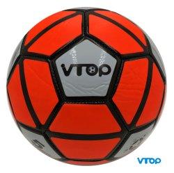 Gioco del calcio cucito a macchina del PVC di nuovo stile