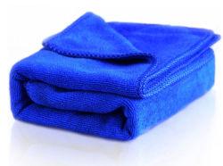 Heavy Duty Chiffon de nettoyage en microfibre voiture Serviette de nettoyage en microfibre