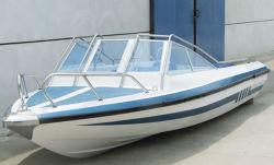 La fibra de vidrio de alta velocidad de barco