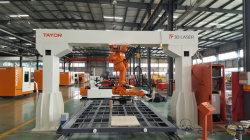 2x6m La plaque en acier Table de découpe plasma laser CNC