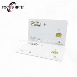 Commerce de gros Contact RFID carte IC Carte PVC à bande magnétique