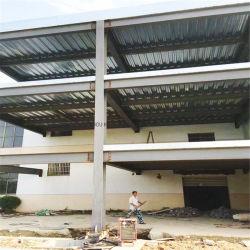 Chapa de la cubierta metálica de acero para apoyar la construcción de piso