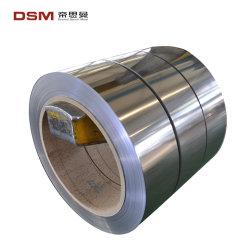 AISI 301 de aço laminado a frio de bandas de aço inoxidável