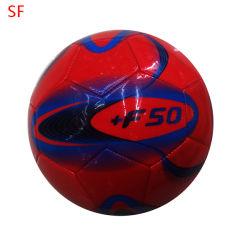 Tutti graduano il gioco del calcio secondo la misura cucito a macchina di PU/TPU/PVC