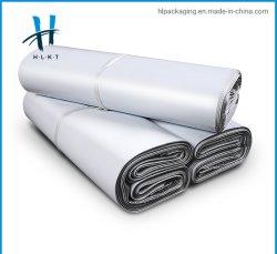 Logotipo do design de plástico biodegradável impresso Express Poli Personalizada de franquia sacos de endereçamento
