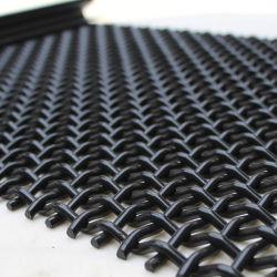 Escolha do Ebay Amazônica cobre em aço inoxidável galvanizado Tafetá frisada Square Wire Mesh