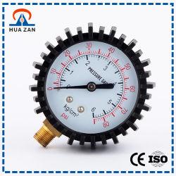O fluido de pressão manométrica seladas personalizadas Medir Manômetro Padrão Kpa
