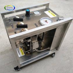 Terek Alta Pressão Manual hidrostática de pressão de água da bomba de teste