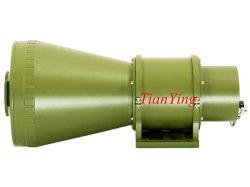 camera 100mm/330mm van de Thermische Weergave van het Toezicht van de Veiligheid van 3km~5km Menselijke Infrarode Nadruk