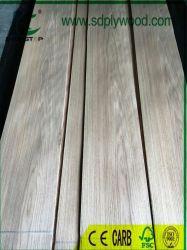 0.15mm-1.0mm Bauholz/hölzernes Eichen-/Teakholz-Furnier-Blatt für Hauptmöbel