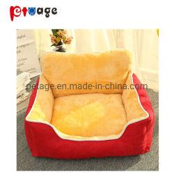 冬犬のベッドはソファのホーム製品ペットアクセサリを暖める
