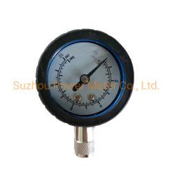 Calibro 10psi della gomma di pressione bassa