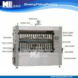 Confiture de fruits automatique prix d'usine /coller la machine de remplissage