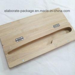 주문을 받아서 만들어진 대나무 칼 수송용 포장 상자 목제 기술 제품