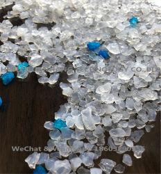 Désodorisation de gel de silice cristalline Cat sable prix d'usine 1-8mm