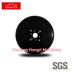 L'acier Hongri 65mn de lame de disque à disque monté sur tracteur herse à disques charrue de charrue