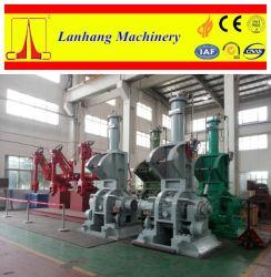 Mezclador interno de caucho la máquina de mecanizado Lx-35L Mezclador de Banbury
