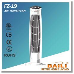 Hoogrendementskoeling 30-inch torenventilator met handmatige regeling (FZ-19)