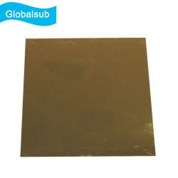 Sublimación para imprimir la hoja de aluminio de color puro