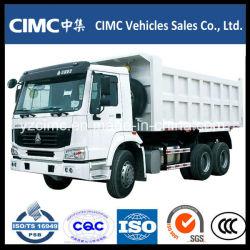 شاحنة Sino Cnhtc HOWO Euro2 6*4 336/371 شاحنة تفريغ