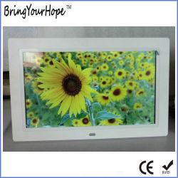 LED TFT 9 pouces Cadre photo numérique DPF (XH--090C)