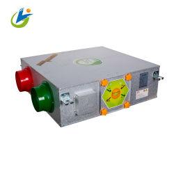 A recuperação do calor da VFC Recuperador de ar do permutador de calor ar fresco do Fabricante do ventilador
