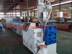 Kunststoff PPR HDPE PP Rohr Extrusionsmaschine Produktionslinie/Wassergasabflussrohr Making Machine