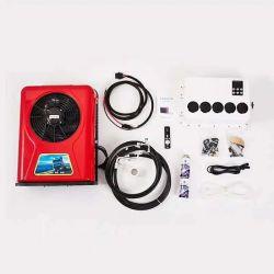 トラックの手段12V/24VのDC電源のための電気駐車エアコン