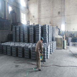 Алюминиевый провод Ingot сурьмы с 99,9% Sb