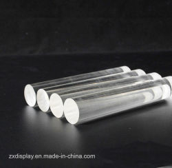 Noodle Pizza Processing Stick Clear Acrylic Rolling Pin غير سام مصنوع يدويًا