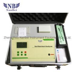 Solo de testes rápidos de nutrientes NPK Testador de fertilidade do solo com Certificado ISO