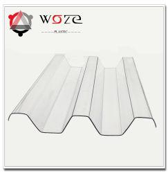 Het buigen van het Polycarbonaat Golf Plastic Polycarbonaat van de Bladen van het Dakwerk voor Verkoop