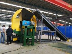 Triturador de borracha de alta qualidade Máquina utilizada para a linha de produção de Reciclagem de Pneus de resíduos