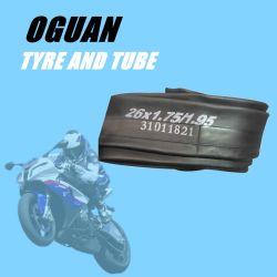 أنبوب داخلي جديد من المطاط الطبيعي/البوتيل دراجة هوائية مقاس 22 بوصة من تصنيع المعدات الأصلية (22X2.125)