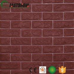 [3د] زبد جدار قرميد لأنّ زخرفة بيتيّة